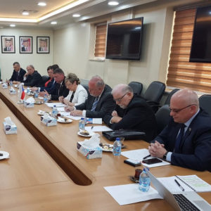 Generální ředitel ELCOM se zúčastnil podnikatelské mise v Jordánsku