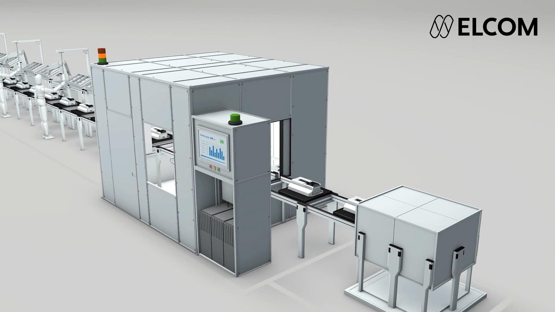 Testovací a měřicí systém NTS
